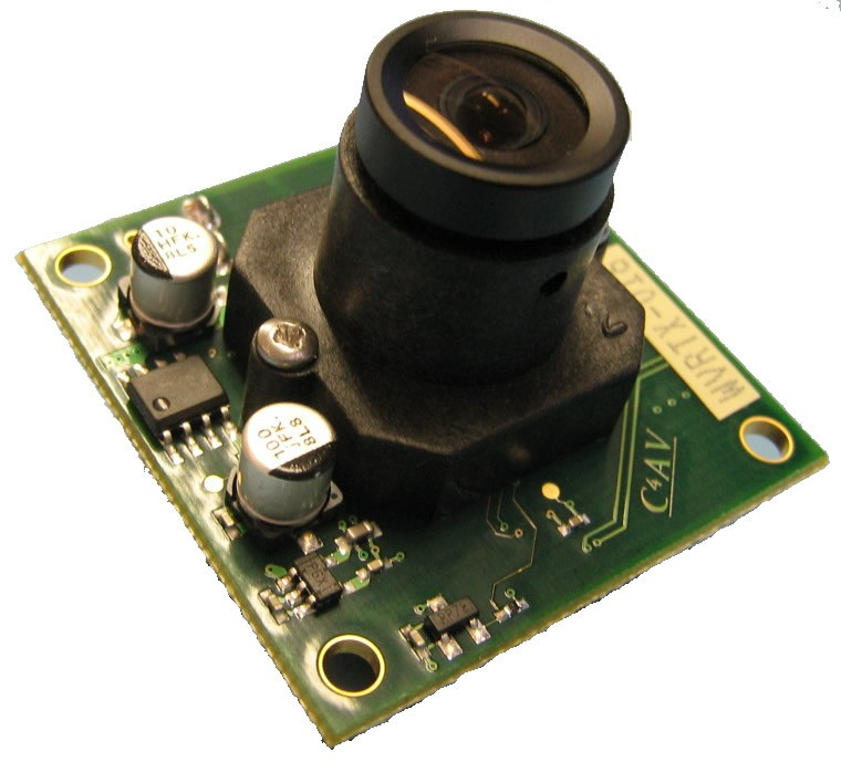 NTSC/PAL Digital Camera Module