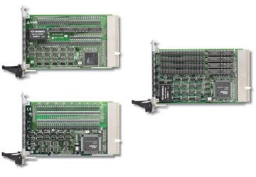 Isolated DIO CompactPCI cPCI-7432-7433-7434 Digital IO Cards
