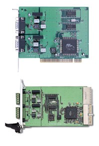 PCI-7841/ cPCI-7841 Dual-port Isolated CAN Interface Cards