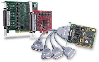 PCI/PCIe-based Serial Communications Cards
