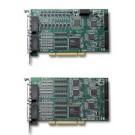PCI 7442-7443-7444 High-Density 128-CH Isolated Digital I/O PCI Cards