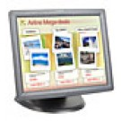 """PT1911MX 19"""" Touchscreen Monitor Dual RS-232 serial/USB touch screen interface"""
