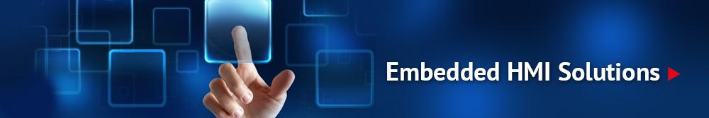 Embedded HMI Solutions